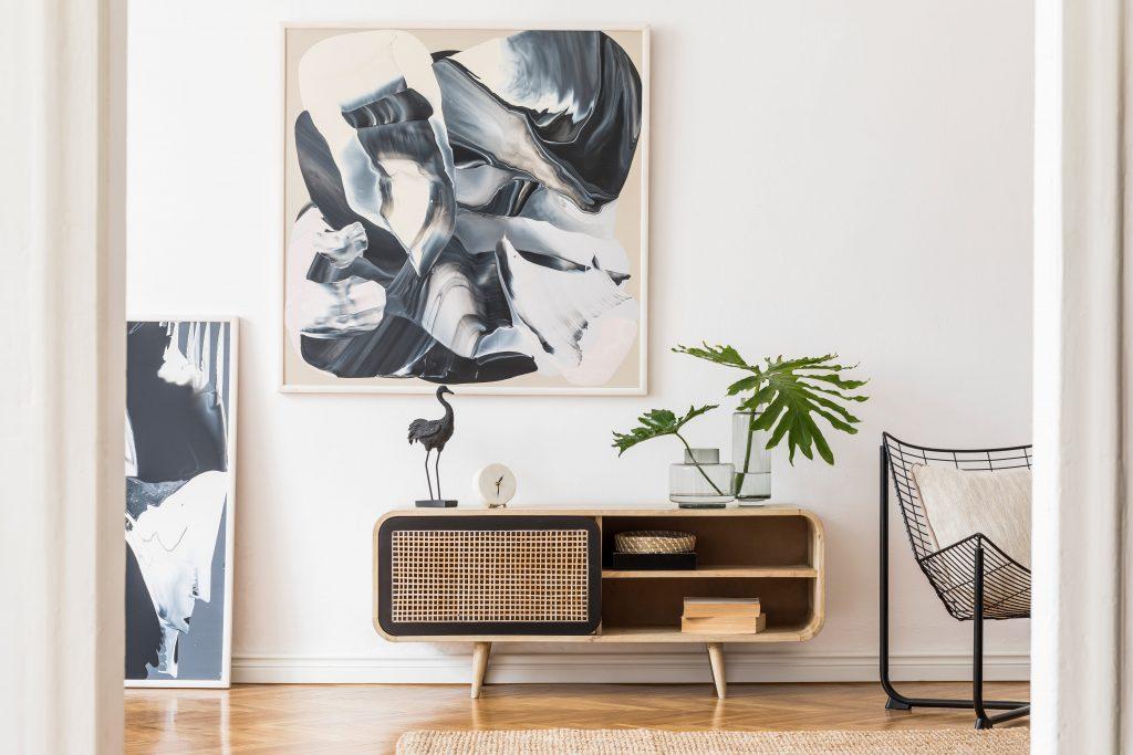 décoration intérieure moderne