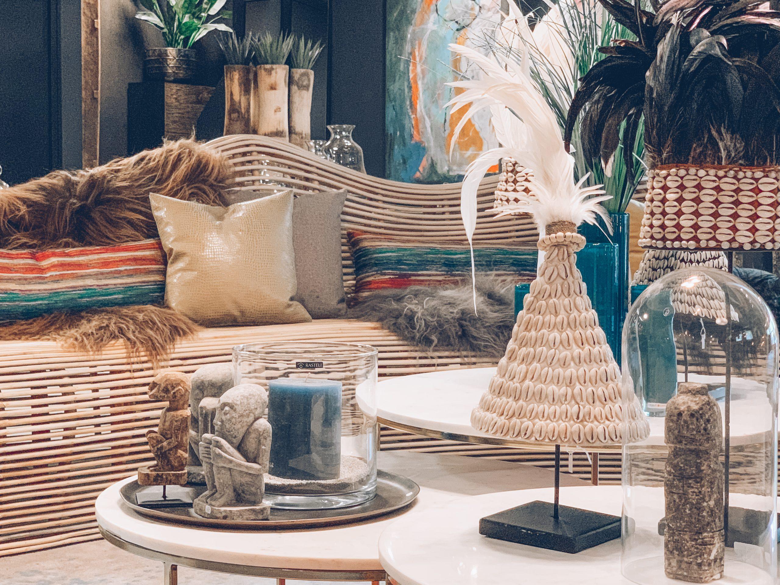 magasin de décoration, décoration ethnique, bougies, plumes décoration, coussins confortables, plantes, jn interiors, jour et nuit liège verviers