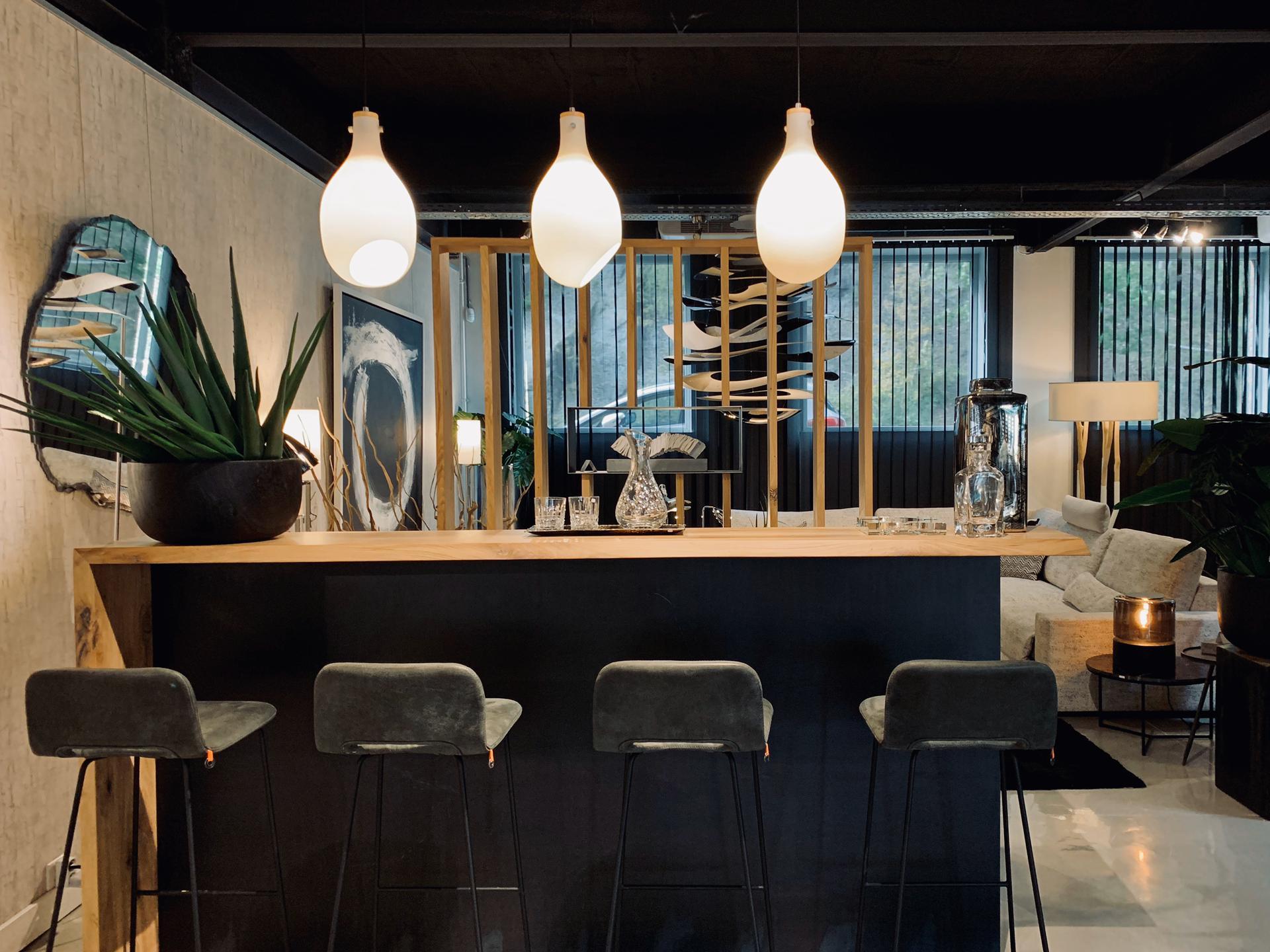 magasin de décoration verviers, lampe moderne, luxe haut-de-gamme, jn interiors, jour et nuit liege verviers