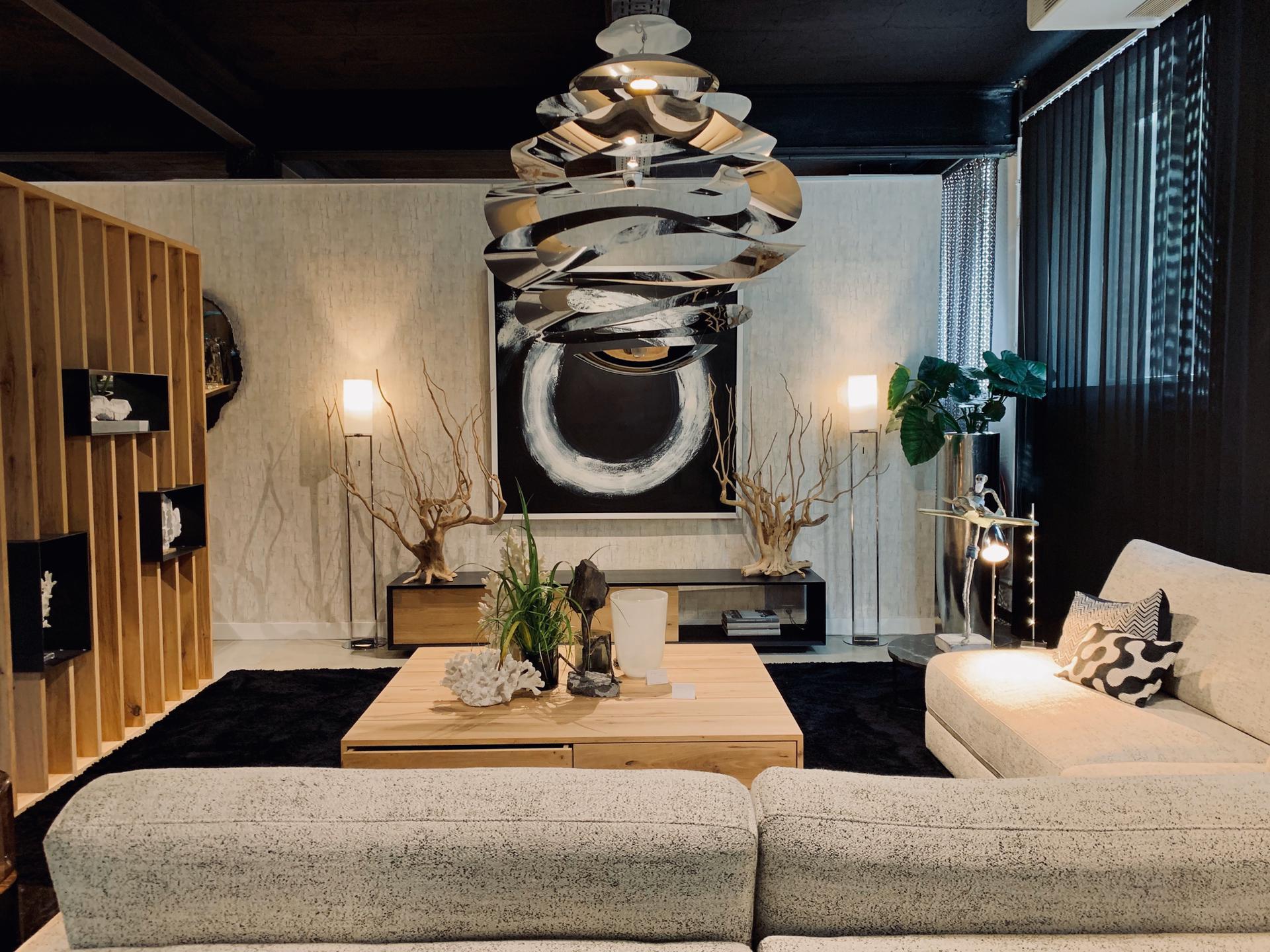 salon moderne, magasin de décoration, JN interiors, jour et nuit liege verviers